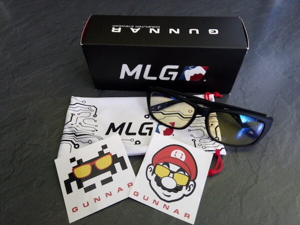 article unboxing gunnar micron
