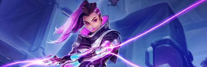 Sombra la hackeuse mexicaine sur Overwatch