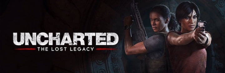 Uncharted : The lost legacy DLC gratuit avec la version deluxe d'Uncharted 4