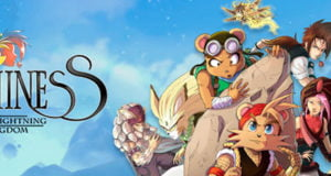 SHINESS THE LIGHTNING KINGDOM, découvrez ce RPG Made in France
