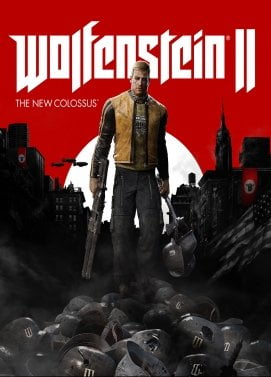 Jacquette du jeu Wolfenstein II: The New Colossus