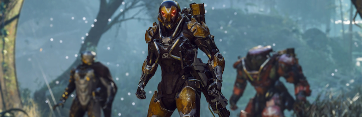 Anthem, Phase de bêta test officialisée par Jonathan Warner