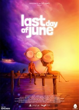 Jaquette du jeu : Last Day of June