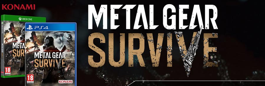 Metal Gear Survive, le trailer de lancement nous montre plus d'ennemis
