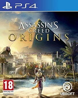 Fiche produit : Assassin's creed origins