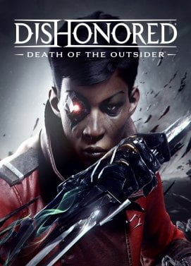 Jaquette du jeu : Dishonored: Death of the Outsider