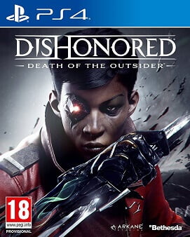 Fiche produit : Death of the Outsider