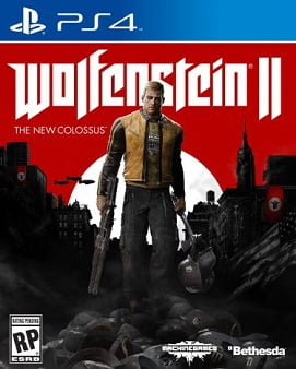Fiche produit : Wolfenstein II: The New Colossus
