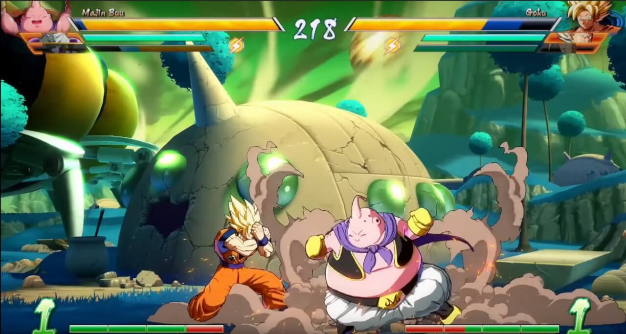 Cell vs Boo