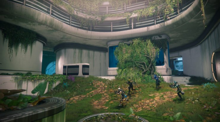 Destiny 2 La Malédiction d'Osiris, Pacifica nouvelle map PVP sur Titan