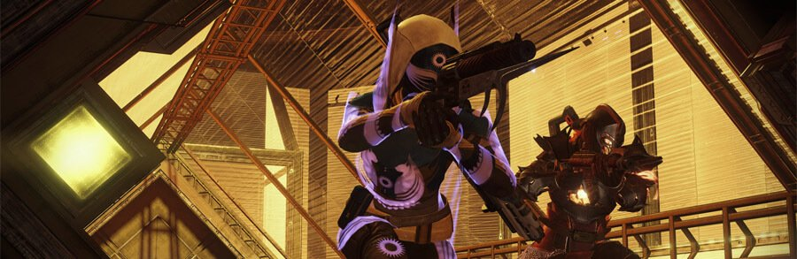 Destiny 2 : Bungie dévoile son extension La Malédiction d'Osiris