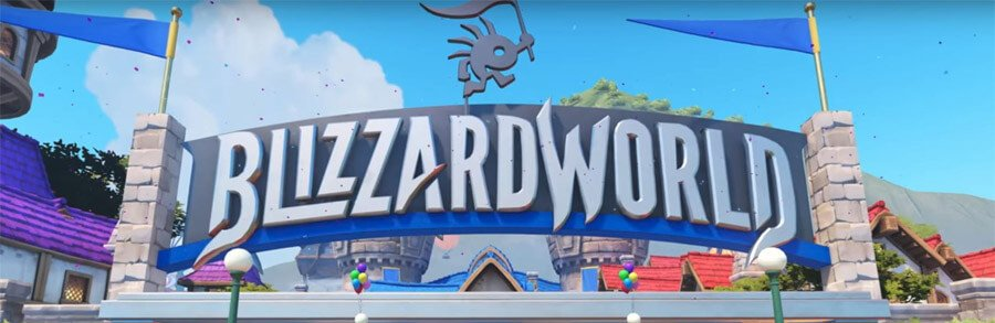 Blizzard World, la nouvelle carte d'Overwatch dévoilée à la BlizzCon