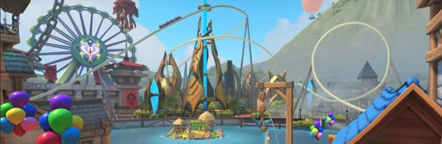 Overwatch, la map Blizzard World est disponible sur les serveurs tests
