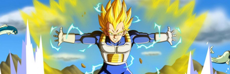 Dragon Ball FighterZ, Le Prince des Guerriers de l'espace : Vegeta !