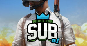Zerator : Event Fight For Sub : Tournoi PlayerUnknown's Battlegrounds