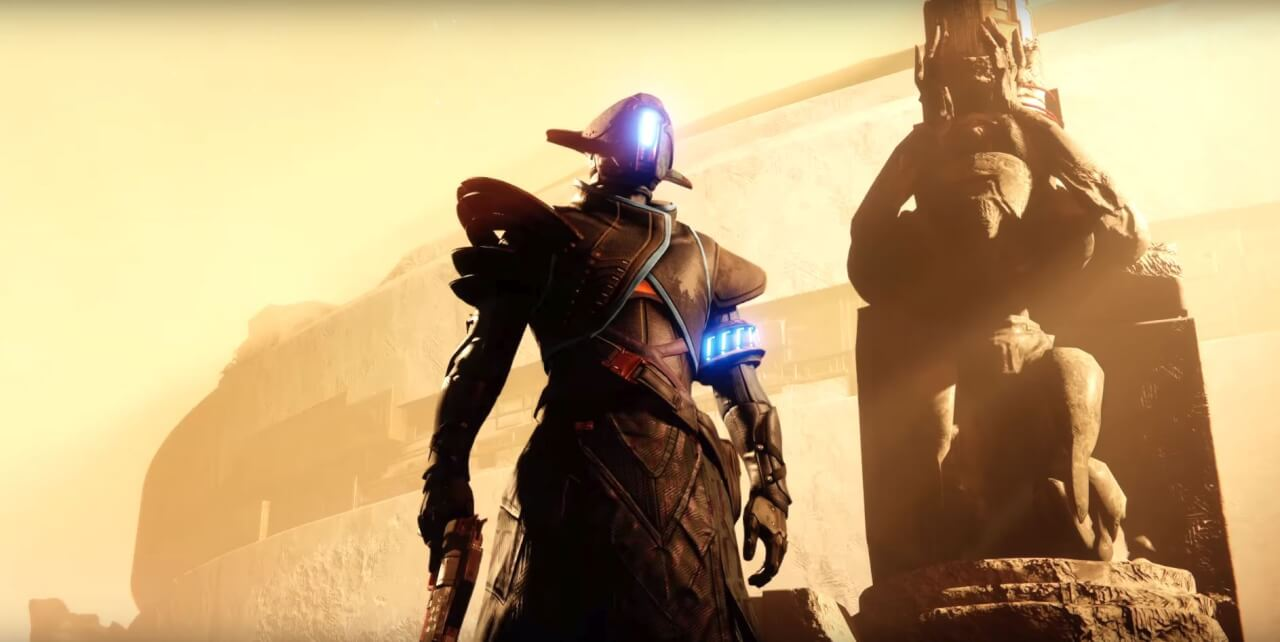 Destiny 2, la Malédiction d'Osiris, trailer officiel révélé