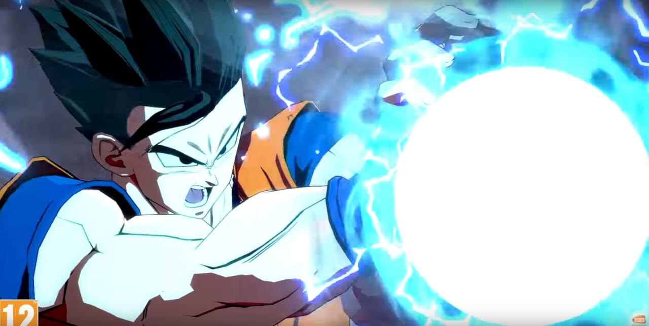 Dragon Ball fighterZ, Gohan Ultime se dévoile dans un trailer !