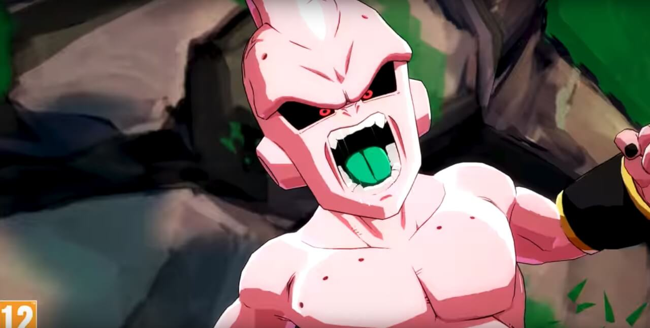 Dragon Ball fighterZ : Kid Boo débarque dans un trailer fracassant !