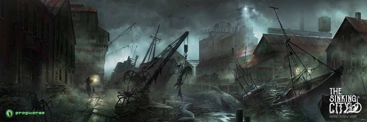 The Sinking city nous transporte dans la tête de H.P. Lovecraft...