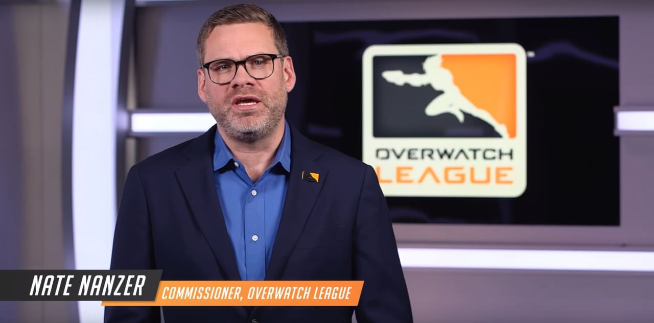 Overwatch, les Skins de l'Overwatch league disponibles bientôt