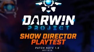 The Darwin Project Patch Note 1.5