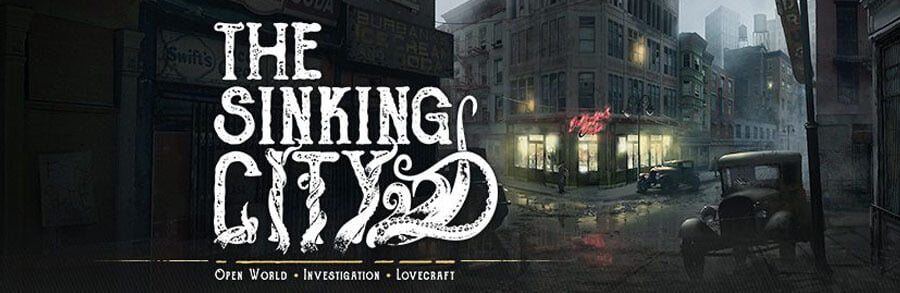 The Sinking city nous transporte dans la tête de H.P. Lovecraft…
