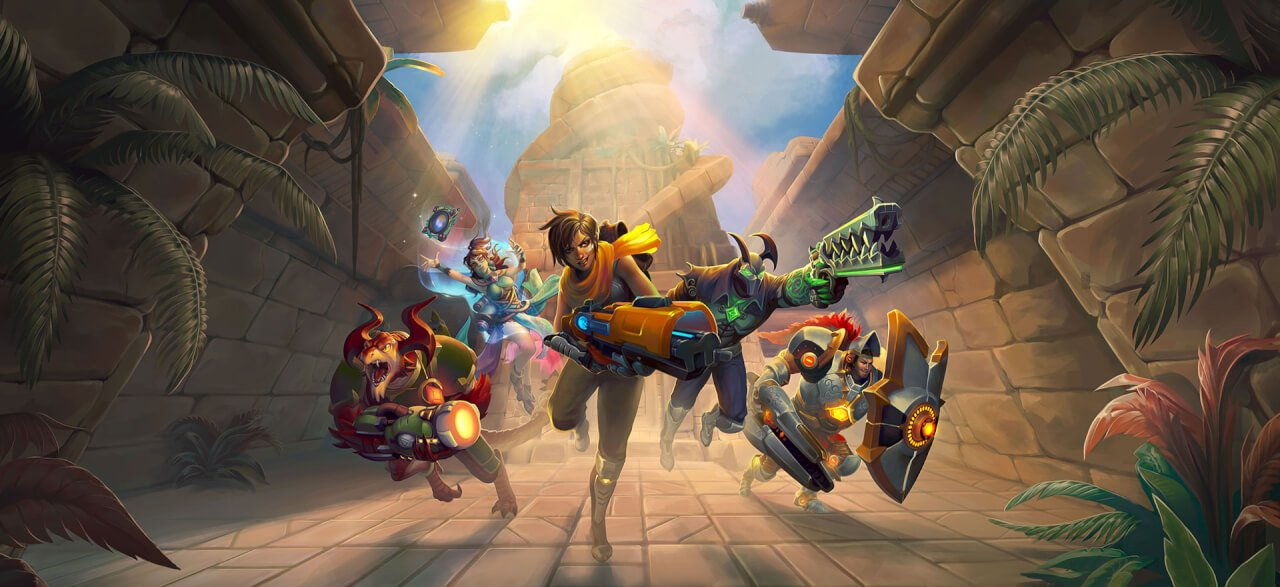 Paladins : Champions of the Realm va lancer son mode Battle Royale !