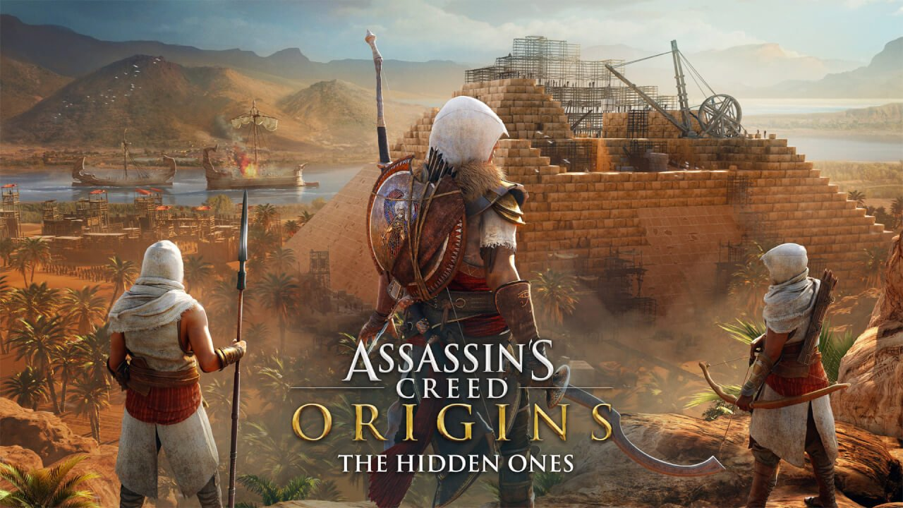 Assassin's Creed Origins : une mise à jour gratuite avec l'extension