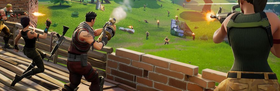 Fortnite Battle Royale : retour du mode temporaire 50v50