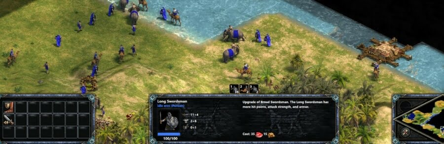 Age Of Empires Definitive Edition : découvrez la Review du jeu