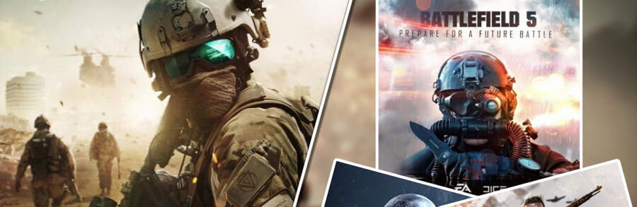 Battlefield 5 2018, trailer d'annonce et mode Battle Royale à venir ?