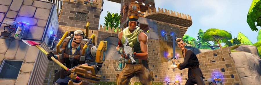 Fortnite : Epic Games annonce un version sur mobile iOS et Android !
