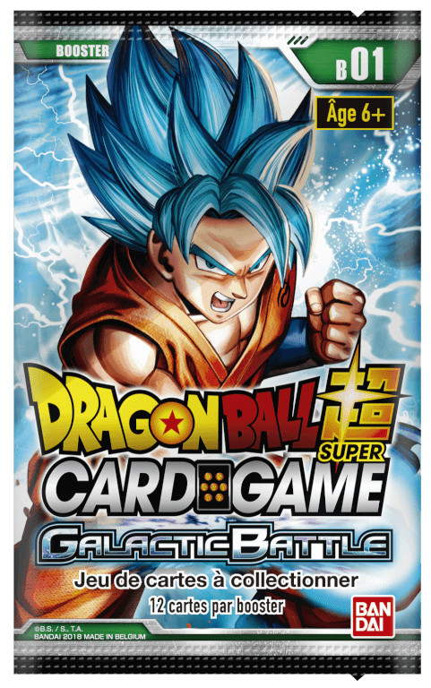Dragon Ball Super Card Game : Le nouveau jeu de cartes à collectionner