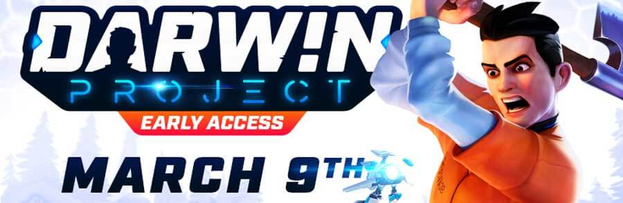 The Darwin Project se lance sur Steam Early Access et Xbox GamePreview