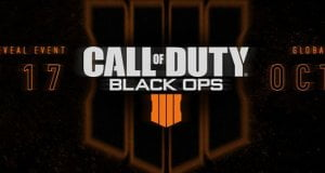 Call of Duty Black Ops 4 : Treyarch & Activision commencent le teasing
