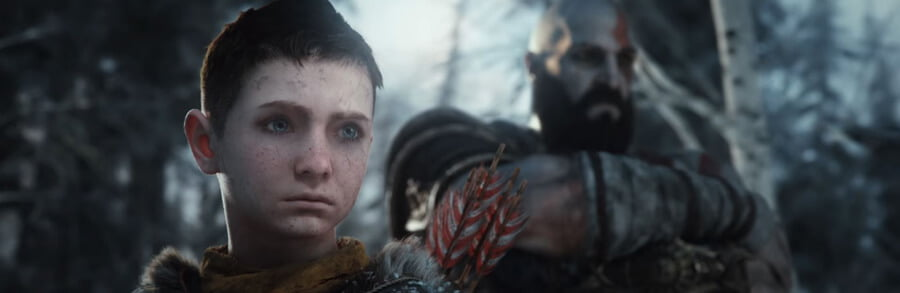 God of War 4 : Le trailer publicitaire de PlayStation 4 enfin révélé