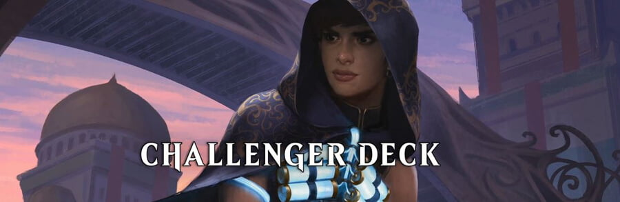 Magic the Gathering : Challenger Deck, toutes les cartes en français !