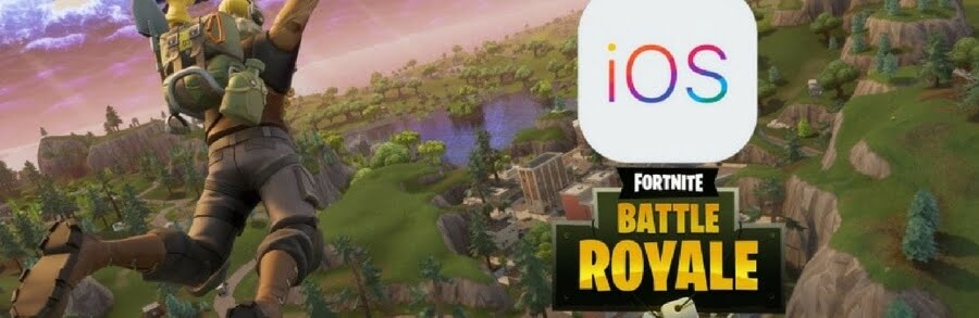 Appareil compatible fortnite apple