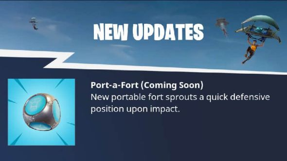 Fortnite et le Fort de poche, ou comment construire un Fort facilement
