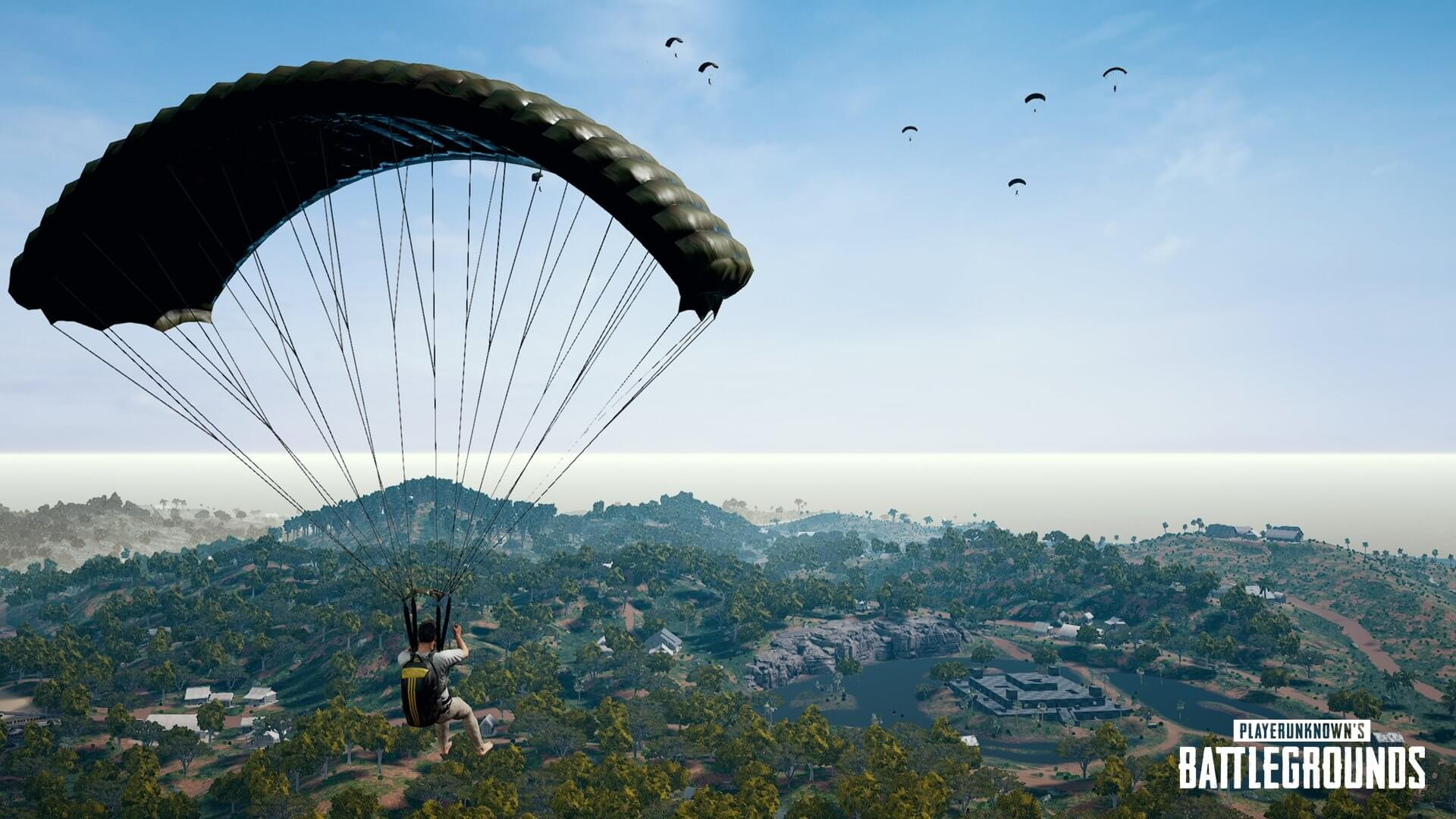 La seconde map Miramar arrivera en mai sur Xbox One — PUBG