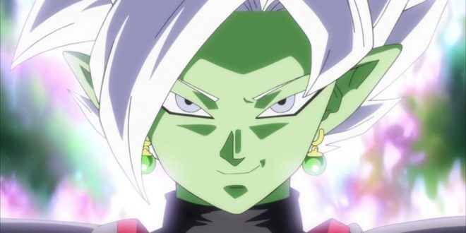 Zamasu fusionné... rejoint le casting — DRAGON BALL FighterZ