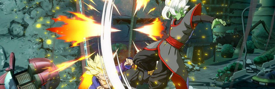 Dragon Ball FighterZ : Le trailer de Zamasu Fusion est disponible !