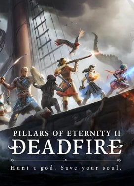 Jacquette du jeu Pillars of Eternity II: Deadfire
