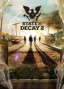 Jacquette du jeu State of Decay 2
