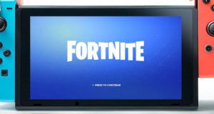 Fortnite Battle Royale jouable à l'E3 2018 sur Nintendo Switch ?