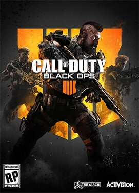 Fiche jeu Call of Duty: Black Ops IIII