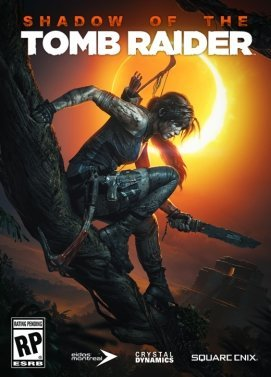 Jacquette du jeu Shadow of the Tomb Raider