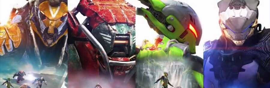 Anthem provoque un crash complet du système de la PlayStation 4