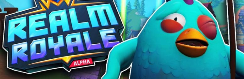 Realm Royale : Le Battle Royale MMO Free to Play qui cartonne !