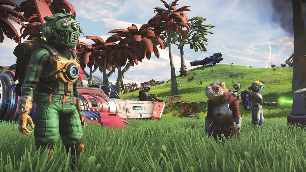 No Man's Sky Next : date de sortie sur Xbox One et trailer de gameplay